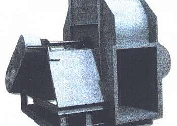 Exaustor de teto industrial