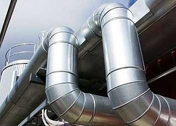 Serviço de isolamento térmico industrial